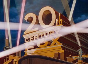 20th Century FOX Logo 1935 c