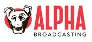 Alpha Broadcasting (Horizontal)