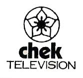 CHEK logo 1975-76