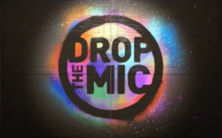 Drop the Mic Titlecard