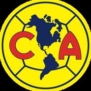 Escudo Club America 2009-2010