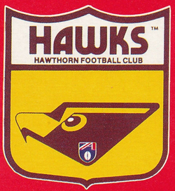 Hawthorn 1990-96