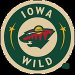 Iowa Wild logo (alternate)
