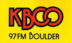 KBCO 97 FM