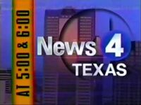KDFW News 4-Fox 4 id montage 1989-2003 8