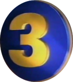 TV3 Viasat logo 1994-1995
