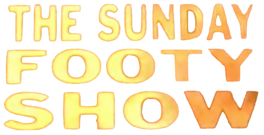 The sunday footy show logo