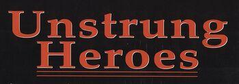 Unstrung Heroes movie logo
