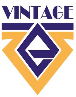 Vintage sports logo