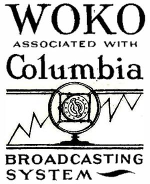 WOKO - 1935 -October 16, 1935-