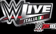 WWE Live Italia 2K
