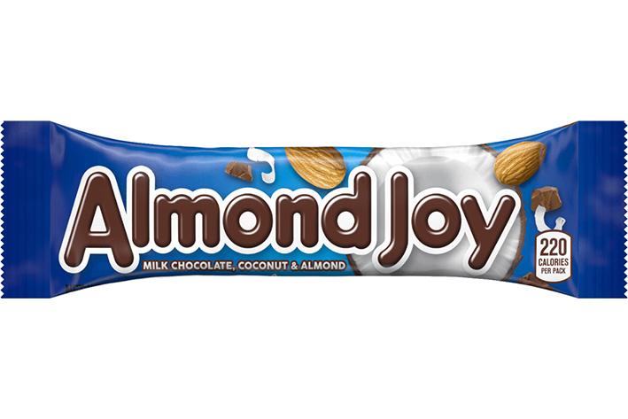 image almond joy bar jpg logopedia fandom powered by wikia rh logos wikia com almond joy logo transparent almond joy logo font