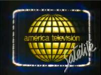 America television satelite 1990