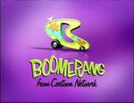 Boomerang logo (Scooby Doo Variant) 2