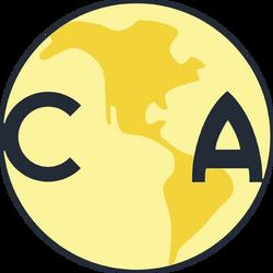 Escudo Club América 1917-1918 1920-1938