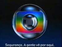 Globo Segurança A gente vê por aqui logo 2003