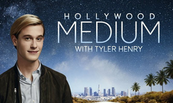 Hollywood Medium With Tyler Henry tv logo