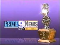 KCAL News 1993 Award