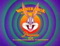 Looney Tunes studio card 28