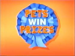 Pets Wuin Prizes 1994