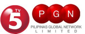 TV5 PGN 2013logo