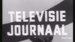 Televisie Journaal - BRT 1957