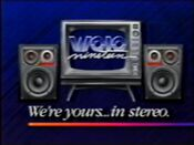 WOIO Nineteen We're Yours In Stereo