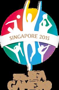 2015 Southeast Asian Games logo