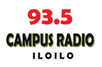Campus Radio 93.5 Iloilo Logo July 2002