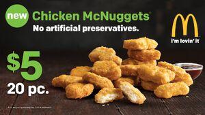 Chicken McNuggets 2016