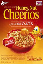 HoneyNut-Cheerios