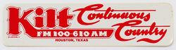 KILT FM 100 610 AM