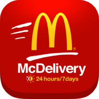 McDelivery 24 hours-7 days