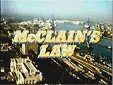 McClain's Law