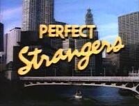Perfect strangers logo