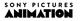 Sony animastion new logo