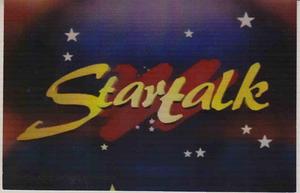 Startalk 5th Year Logo