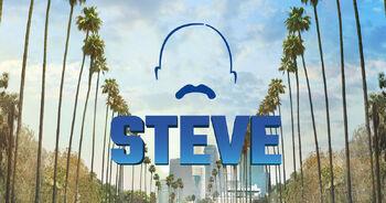 Steve title card