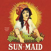 SunMaid 1915 logo