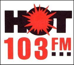 WQHT 103 FM