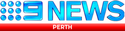 9News Perth Logo 2010-2012