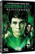 Ben 10 Alien Swarm--DVD