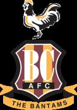 Bradford City AFC logo