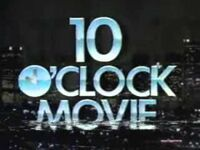 KHJ-TV's The 10 O'Clock Movie Video Close From 1988