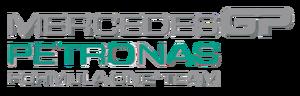 Logo Mercedes GP Petronas 2011
