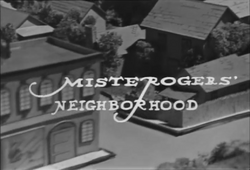 Mister Rogers' Neighborhood 1968
