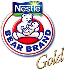 Nestle Bear Brand Gold Logo 2006