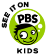 See It On PBS Kids logo