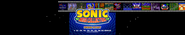 Sonic Mega Collection Title Screen 48x9