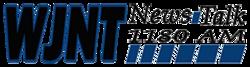 WJNT NewsTalk1180 logo